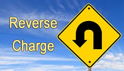reverse charge no profit